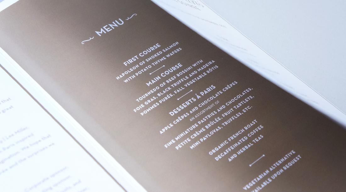 Event Invitation Design as perfect invitation template
