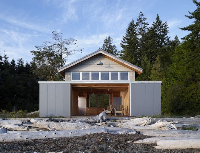 Bosworth Hoedemaker: Hood Canal Boathouse - Thisispaper Magazine