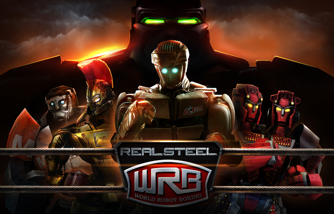 real steel online game wrb