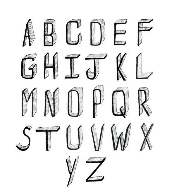 Cool fonts to draw alphabet cool fonts to draw related keywords